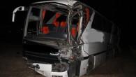 Bayram Öncesi D-100 de Kaza; 1 Ölü, 5 Yaralı