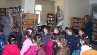 Anasınıfı Öğrencileri Kütüphaneyi Gezdi