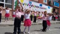 Fevzipaşa İlkokulu'nda Okul Öncesi Şenlikleri