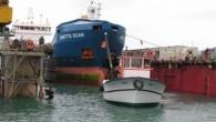 gemi bakıma alındı