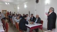 Başkanlar Tosya'da toplandı