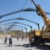 OSB de fabrika inşaatları yükselmeye başladı