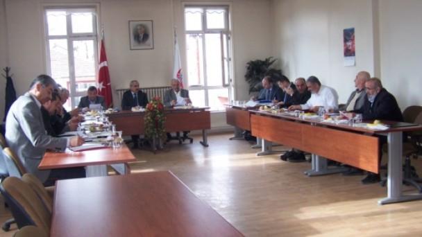 Belediye Meclisi Şubat Ayı Toplantısını Yaptı