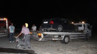 Tosya'da trafik kazası : 1 yaralı