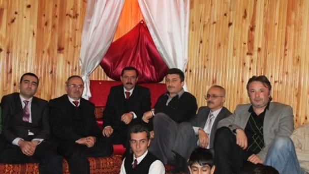 Tosya Yaren Meclisi Ocağı'nı Şenol Malkoç Yaktı