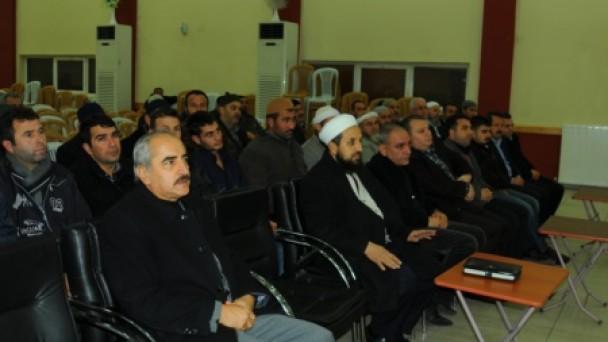Hüda Derneği Tosya'da Açıldı