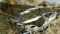 İn Dağında Korkunç Göçük..! Tosyalı Şoförler Şaşkına Uğradı