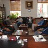 Şahin, Belediye çalışmalarını ve yatırımları anlattı