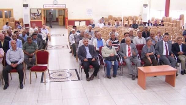 CHPli Özkes Tosya'da Konuştu