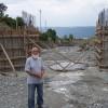 Gavur Çayı'na Vatandaş Köprüsünü Yapıyor