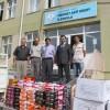 Tosya'da Bin Çift Bot Dağıtıldı