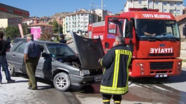 Faciayı, Araç Sürücüsü Önledi