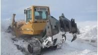 Tosya'da 4 köy yolu ulaşıma kapalı