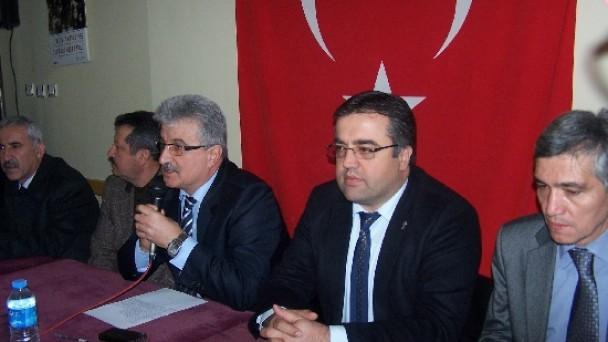 Ali Osman Kıbışoğlu 124 Oyla Başkan Seçildi
