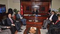 Gülşen'den Emniyet Müdürü Yoldan'a Ziyaret