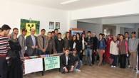 Kansere Dikkat Çeken Öğrenciler Çikilota Dağıttı