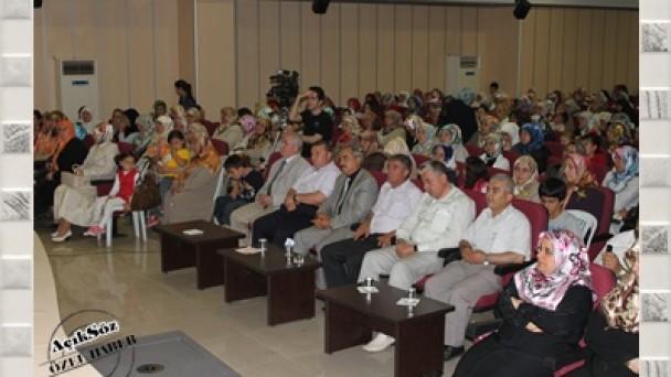 Namazla Diriliş Platformu Konferansı