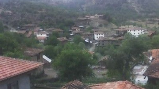 Çepni Köyünde Yağmur Duası Yapıldı