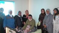 Kadın Kolları Teşkilatından Anlamlı Ziyaret