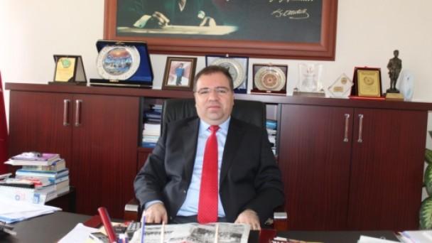 """Kaymakam Türköz'ün,""""Yeşilay Haftası""""mesajı"""