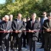 Vali Bektaş, Bozkurt`ta yol açılışı yaptı