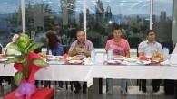 Belediyeden Kurum Amirlerine İftar Yemeği