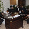 Civcioğlu'ndan Başkan Şahin'e Ziyaret