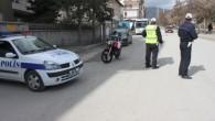 Motosiklet Kontrolleri Başladı!