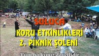SULUCA ŞÖLENE HAZIRLANIYOR