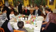 Vali Bektaş'tan Şehit Ve Gazi Ailelerine İftar
