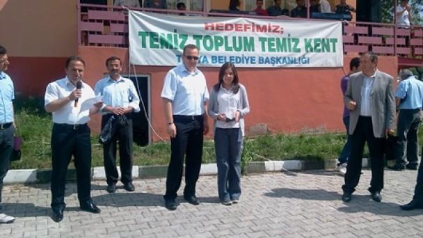 """""""Türkiye Okuyor ,Tosya Okuyor"""""""
