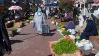 Sebze Pazarı Hareketlendi