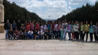 Ortalıca Ortaokulu'ndan Motivasyon Gezisi