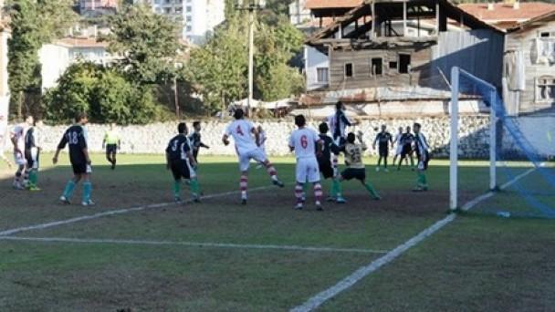 Tosya BelediyeSpor'dan İnebolu'ya 3'lü Tarife