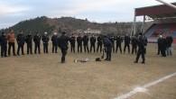 Polise Çevikkuvvet Tarafından Eğitim Verildi