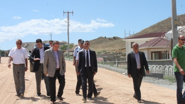 Vali Bektaş OSB Heyet Toplantısına Katıldı