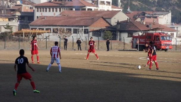Tosya Belediyespor 0- Nevşehir Spor Gençlik 1