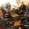 Yeni Atanan Şube Müdürlerine Ziyaret