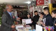 Çizgi Kırtasiye'den Başarılı Öğrencilere Ödül