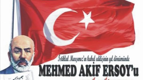 İstiklal Marşı'nın kabul Yıldönümü