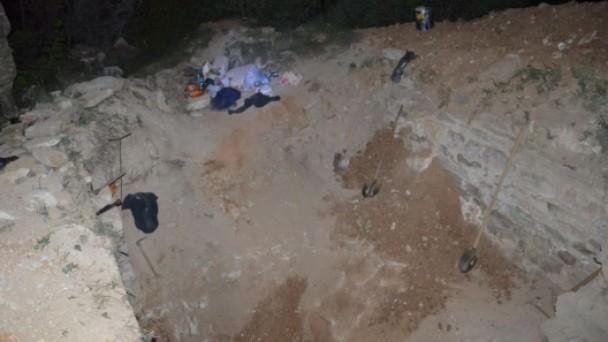 Jandarma ekipleri definecileri suçüstü yakaladı