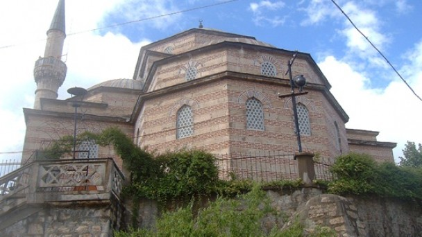 Tarihi Cami (Yeni Cami) İbadete Açıldı