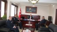 POLİS HAFTASI KUTLAMALARI MAKAM ZİYARET İLE DEVAM ETTİ