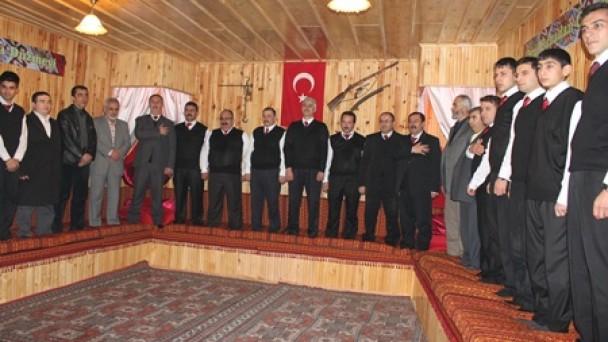 HAS Parti İlçe Başkanı İlyas Çakır Yaren Ocağını Yaktı