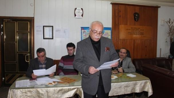 Tosya Şehir ve Tüccarlar Derneği Olağan Kongresini Gerçekleştirdi
