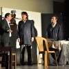 Tosya'da Fedakarlık Konulu Tiyatro Sahnelendi