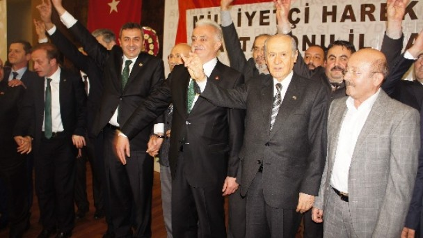 Bahçeli, Belediye Başkan Adaylarını Tanıttı