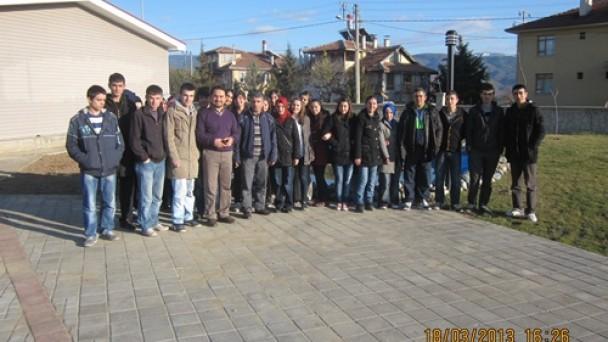 Tosya MYO Liselilere Tanıtılıyor