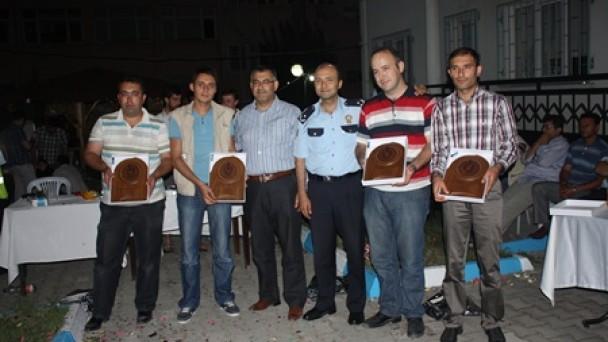 Polis Memurlarına Veda Gecesi