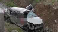 2 kişi öldü, 1 i ağır 4 kişi yaralandı